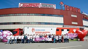 """Футбольный марафон LG и """"Эльдорадо"""" в Поволжье с Русланом Нигматуллиным"""