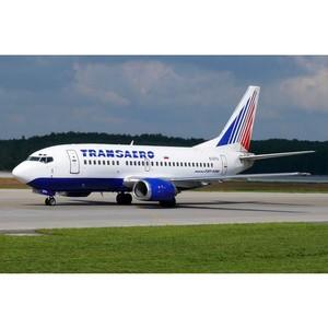 Авиакомпания «Трансаэро» подвела итоги работы в 2013 году