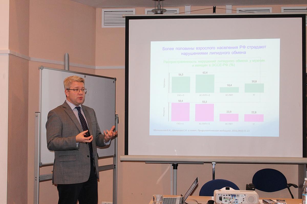 Ингибиторы PCSK9 - новый этап в терапии дислипидемии