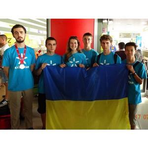 Киевстар поддержал Международную математическую олимпиаду в Гонконге