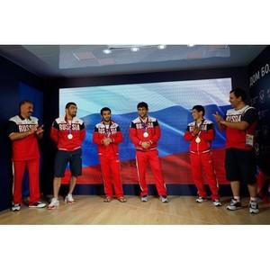 Российские борцы обеспечили половину «золота» нашей сборной