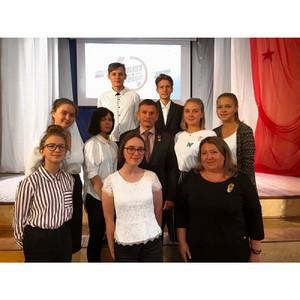 Команда «Молодежки ОНФ» в Коми приняла участие в акции «Диалоги с героями»