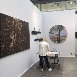 DPD поддержала проект российского художника на выставке в ѕариже