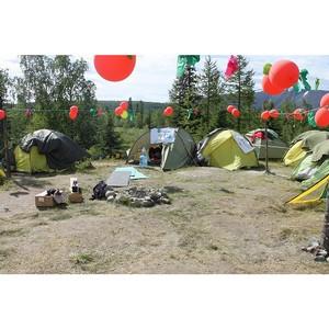 Активисты Народного фронта на Ямале проинспектировали палаточный лагерь «Северные просторы»