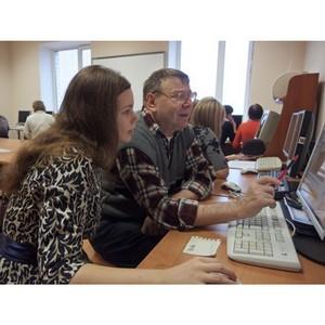 Обучение компьютерной грамотности пенсионеров – за счет средств ПФР