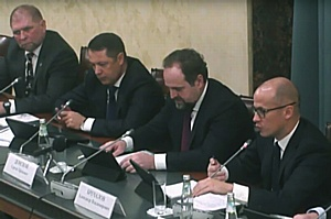 Глава Минприроды поддержал предложение томских активистов ОНФ по борьбе с сибирским шелкопрядом