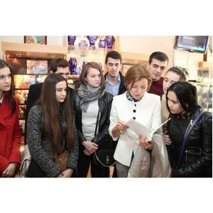 Студенты ЮРИУ РАНХиГС посетили музей истории донского ГУФСИН