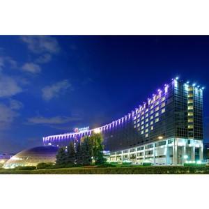 Azimut Moscow Olympic Hotel зажигает сердца