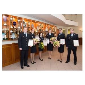 На Петровке, 38 наградили лучших полицейских Зеленограда