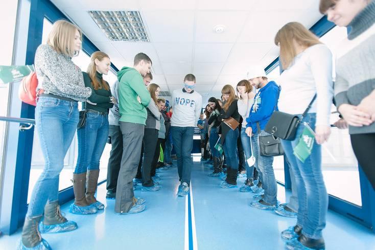 Более 130 человек отпраздновали IV OctoberBeerFestival на заводе «Балтика-Самара»