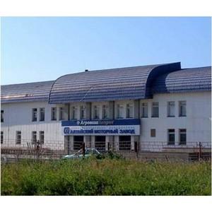 Гусеницы ЧАЗ ТМ начали производить на ОАО «Алтайский моторный завод»