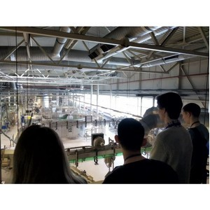 Профессионалы индустрии общественного питания Новосибирска узнали об искусстве пивоварения