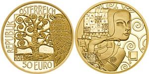 Австрия выиграла премию «Монета года»