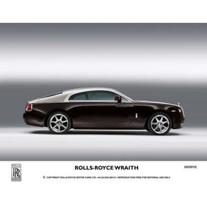 На Женевском автосалоне состоялась премьера Rolls-Royce Wraith