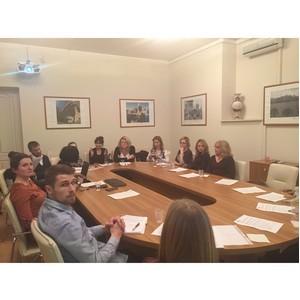 Granat принял участие в заседании Санкт-Петербургского Клуба Рекламодателей