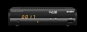 DVB-T/T2 тюнеры от компании Sven – цифровое телевидение в каждый дом