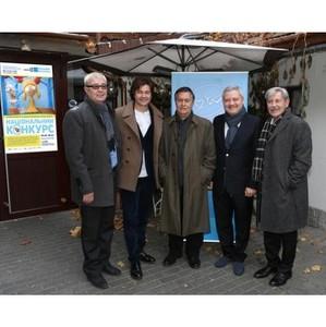Игорь Янковский встретился с участниками Национального конкурса 44-го МКФ «Молодость»