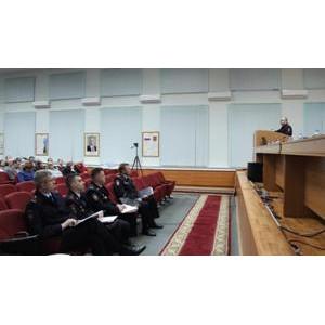 Начальник УВД Зеленограда отчитался за 2016 год перед депутатами