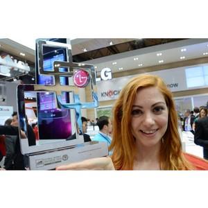 LG признана самой инновационной компанией на выставке MWC 2014