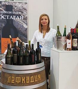 Салон Wine4HoReCa на выставке Sirha Moscow 2014