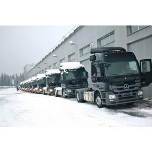 ГК «Деловые Линии» приобрела более 200 новых большегрузов марки Mercedes-Benz
