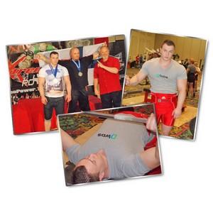 Чемпионат Мира по пауэрлифтингу WPC в Лас-Вегасе выиграл украинец Сергей Иванов