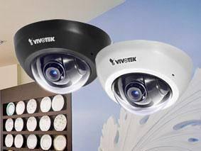 Vivotek FD8166 - простое все в одном решение видеонаблюдения высокого качества