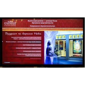 Национальные объединения Чувашии украсили выставку национального музея предметами религии