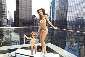 Топ-модель Дарья Коновалова: жизнь до и после