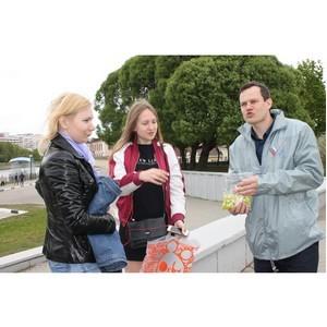 Ивановские активисты ОНФ провели профилактические акции, посвященные борьбе с курением