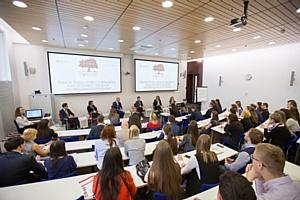Взгляд в будущее: о технологиях, призванных изменить реальность, расскажут лидеры бизнеса в ВШМ СПбГУ