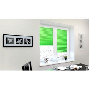 Декорируем окна: шторы плиссе