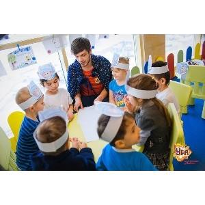 Творческие выходные в детском клубе «Ура» в ТРЦ «Аура»