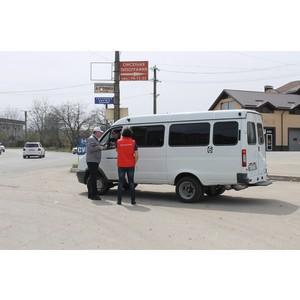 Активисты ОНФ в Кабардино-Балкарии оценили состояние остановочных комплексов в Нальчике