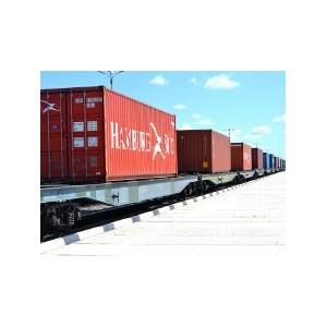 Новосибирский филиал ПГК впервые отгрузил груз в контейнерах
