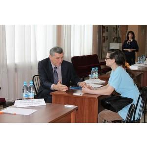 Активисты ОНФ в Алтайском крае провели семинар по финансовой грамотности населения