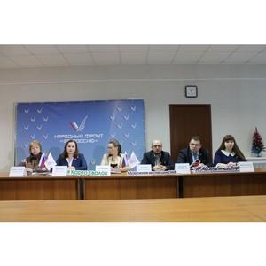 Активисты ОНФ в Коми на «Форуме Действий» обсудили экологию, цифровые технологии и здравоохранение
