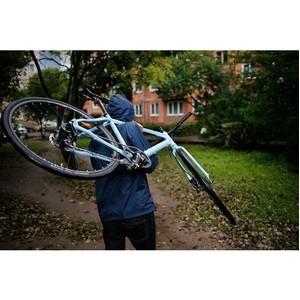 Полицейскими задержан подозреваемый в краже велосипеда