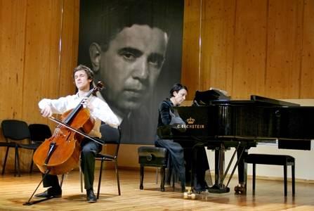 При поддержке БФ «Сафмар» в Саратове состоялся IV Международный конкурс виолончелистов