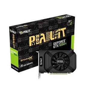 Palit представляет игровые видеокарты GeForce GTX 1050