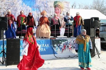 Команда «Саратовнефтегаза» приняла участие в «Лыжне России – 2018»