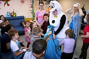 Энергетики «Т Плюс» и «ЧЭСК» подарили новогодний праздник юным жителям Чувашии