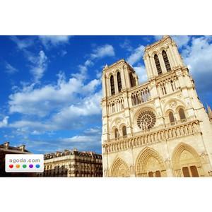 Agoda.com рекомендует превосходные отели для посещения Парижа поздней зимой