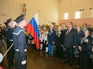 Виктор Павленко: Архангельские юнги – продолжатели традиций героев Великой Отечественной войны