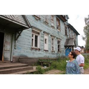 ОНФ в Сыктывкаре добился выделения жилья семье, оставшейся без крова при переселении