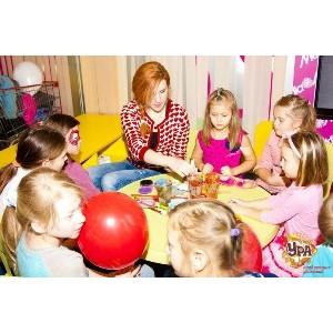 Занимательные мастер-классы и занятия в детском клубе «Ура» ТРЦ «Аура»
