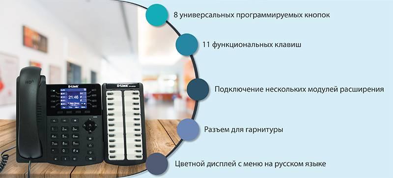 Поступили на склад IP Телефоны D-Link DPH-150S и DPH-150SE для бизнеса