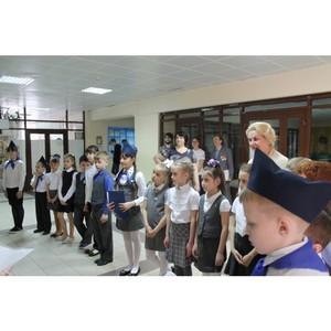 Тюменские активисты ОНФ приняли участие в презентации школьного патриотического проекта