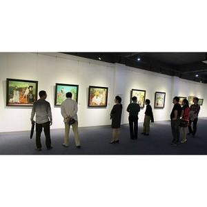В китайском музее открылись персональные залы российских художников