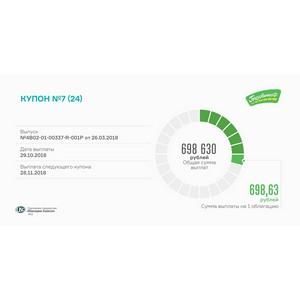«Грузовичкоф» оплатил седьмой купон по облигациям